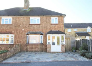Thumbnail 3 bed town house for sale in Dollis Crescent, Ruislip