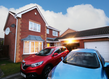 Thumbnail 4 bed detached house for sale in Conwy Grove, Stockton-On-Tees, Cleveland