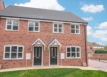 Thumbnail 4 bed semi-detached house to rent in Alms Houses, Church Lane, Middleton, Tamworth