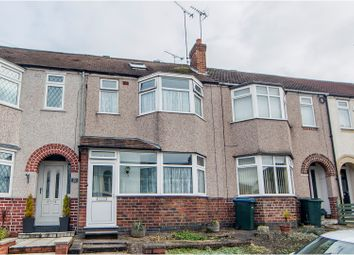 Thumbnail 4 bed terraced house for sale in Hockett Street, Coventry