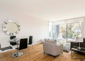 Thumbnail 2 bed flat to rent in Amberley Waterfront, Amberley Road, Little Venice