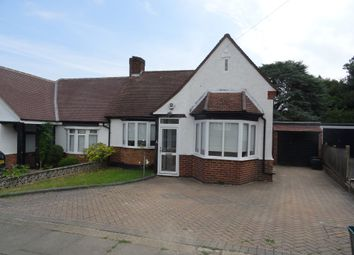 Thumbnail 3 bed semi-detached bungalow to rent in High Beeches, Chelsfield, Orpington