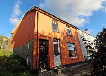 Thumbnail 3 bed end terrace house for sale in Heath Crescent, Graigwen, Pontypridd, Rhondda, Cynon, Taff.