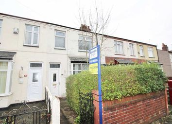 Thumbnail 3 bed terraced house for sale in Bradshaw Street, Wigan