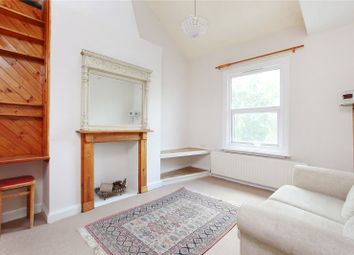Thumbnail 1 bed flat to rent in St John's Hill, Battersea, London