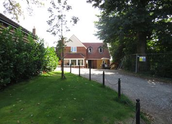 Thumbnail 3 bed detached house for sale in West Coker Road, Yeovil