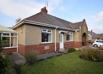 Thumbnail 1 bed semi-detached bungalow for sale in Mowbray Road, South Shields