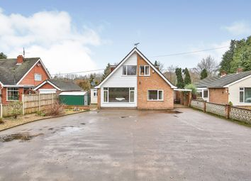 Thumbnail 4 bed bungalow for sale in Norwich Road, Lenwade, Norwich