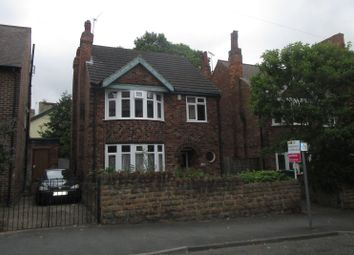 Thumbnail 3 bed detached house for sale in Foxhall Road, Forest Fields, Nottingham, Nottinghamshire