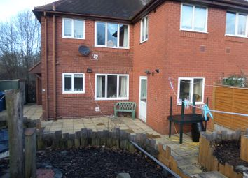 Thumbnail 1 bed flat for sale in Crane Field, Lichfield