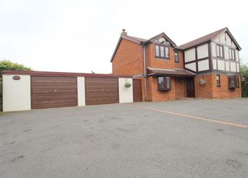 Thumbnail 4 bed property for sale in Chapel Lane, Preston