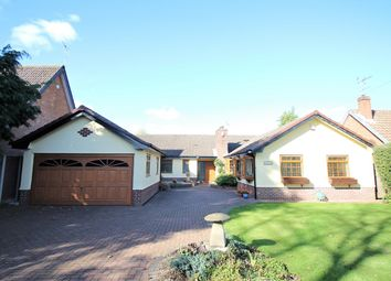 Thumbnail 4 bed detached bungalow for sale in Main Road, Watnall, Nottingham
