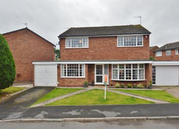 Thumbnail 4 bed detached house for sale in Burnell Road, Admaston, Telford