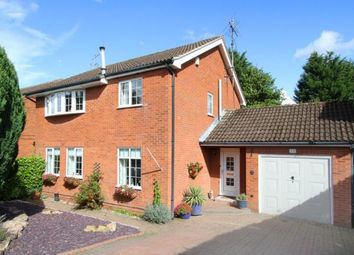 Thumbnail 4 bed detached house for sale in Stanford Way, Walton, Chesterfield, Derbyshire
