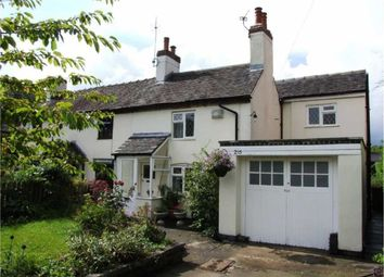 Thumbnail 3 bed semi-detached house for sale in Ashbourne Road, Turnditch, Belper, Derbyshire