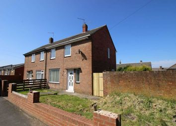 Thumbnail 3 bed semi-detached house to rent in Rowan Avenue, Shildon, Shildon