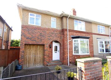 Thumbnail 4 bed property for sale in Bates Avenue, Darlington