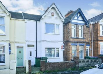 Thumbnail 3 bed terraced house for sale in Oaks Road, Folkestone