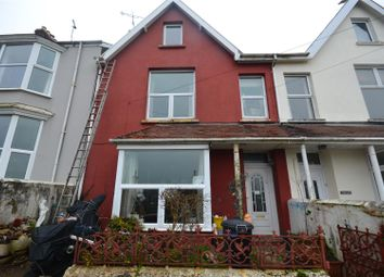 Thumbnail 5 bed town house for sale in Clement Terrace, Tenby
