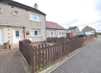 Thumbnail 2 bedroom terraced house for sale in Branchalmuir Crescent, Wishaw