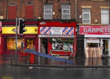 Thumbnail Retail premises for sale in Liverpool L5, UK