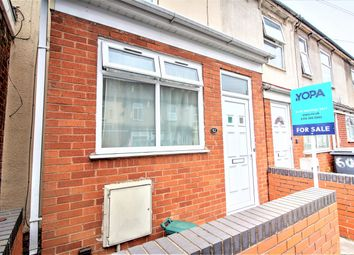 Thumbnail 2 bedroom terraced house for sale in Powell Street, Heath Town, Wolverhampton