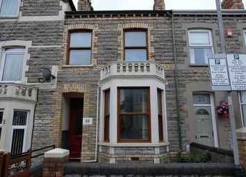 Thumbnail 3 bed terraced house for sale in Newland Street, Barry, Vale Of Glamorgan