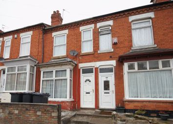Thumbnail 3 bedroom terraced house for sale in Greswolde Road, Sparkhill, Birmingham