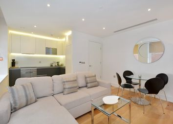 Thumbnail 1 bed flat to rent in St Mary At Hill, London