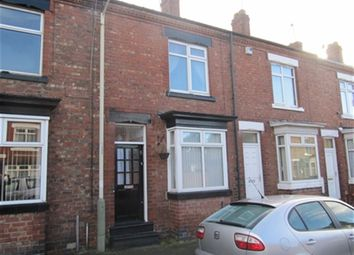 Thumbnail 2 bed terraced house to rent in Trafalgar Terrace, Darlington, Co Durham