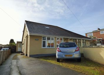 Thumbnail 3 bed semi-detached house for sale in Hampden Road, Worle, Weston-Super-Mare
