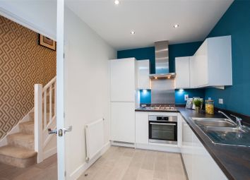 Thumbnail 3 bedroom flat for sale in Oakleigh Grove, Sweets Way, Whetstone, London