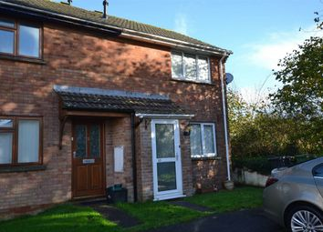 Thumbnail 2 bed end terrace house for sale in Stoats Close, South Molton