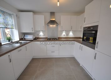 Thumbnail 3 bedroom semi-detached house to rent in Linton Street, Nottingham