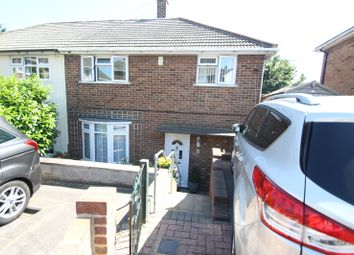 Thumbnail 3 bed semi-detached house for sale in Laburnum Road, Strood, Kent