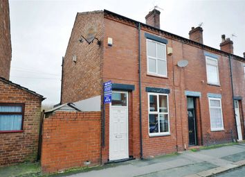 Thumbnail 3 bed end terrace house for sale in Glebe Street, Leigh