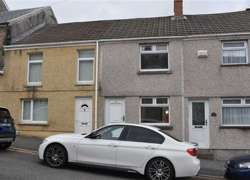 Thumbnail 2 bedroom terraced house for sale in Crown Street, Swansea