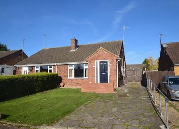 Thumbnail 2 bed bungalow for sale in Milton Grove, Bletchley, Milton Keynes