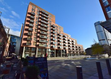 Thumbnail 2 bedroom flat for sale in Watermans Place, Leeds