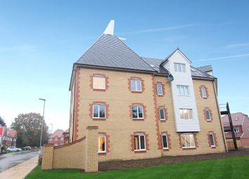 Thumbnail 1 bed flat for sale in Chesfield Close, Maidstone Road, Hadlow, Tonbridge