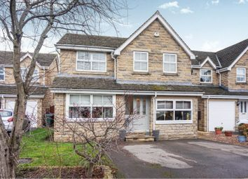 Thumbnail 4 bedroom detached house for sale in Tanfield Drive, Burley In Wharfedale