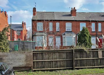 Thumbnail 2 bed terraced house for sale in Charlesworth Avenue, Nottingham