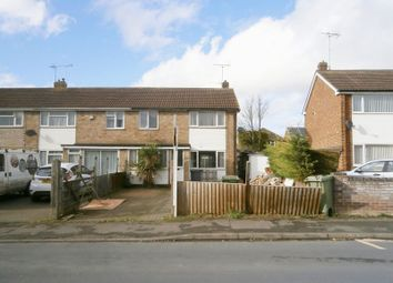 Thumbnail 3 bed terraced house for sale in Kingston Road, Northway, Tewkesbury