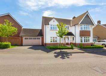 Thumbnail 4 bed detached house for sale in Ivy Lane, Royston