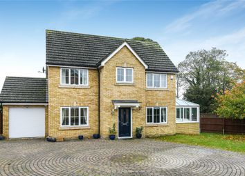 Thumbnail 3 bed detached house for sale in Vancouver Close, Orpington