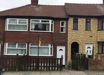 Thumbnail 3 bed terraced house for sale in 24 Challis Street, Birkenhead, Merseyside