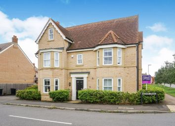Thumbnail 6 bed detached house for sale in Devon Drive, Biggleswade