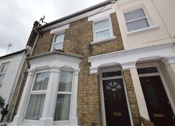 Thumbnail 3 bed terraced house to rent in Parkdale Road, London