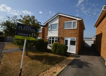 Thumbnail 3 bed detached house for sale in Burrington Close, Weston-Super-Mare