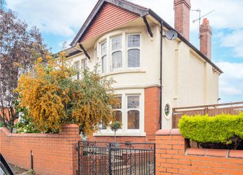 Thumbnail 3 bed semi-detached house for sale in Colchester Avenue, Penylan, Cardiff